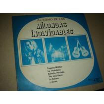 Milongas Inolvidables - Libertella Piazzolla Tango Vinilo Lp