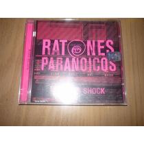 Cd - Los Ratones Paranoicos Electro Shock Excelente Estadp