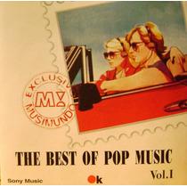 The Best Of Pop Music Cbs Edicion Musimundo Cd Original