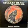 Nuclear Blast Hammerfall Vinilo Picture Disc Lp Nuevo Eureka