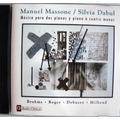 Manuel Massone- Silvia Dabul- Musica Para 2 Pianos A 4 Manos