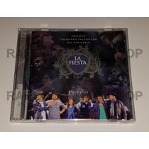 La Fiesta En Vivo (cd) Soledad Los Nocheros Chaqueño Palavec