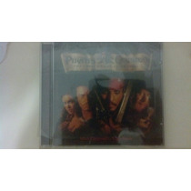 Pirates Of The Caribbean Original Soundtrack - Made In Usa.