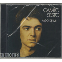 Cd ** Camilo Sesto *** Algo De Mi *** Original Español Nuevo