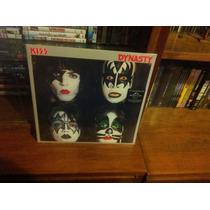 Kiss Dynasty Vinilo 180 Gr Nuevo Cerrado Usa 2014