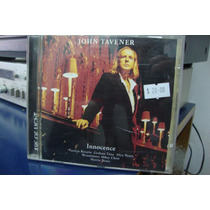 John Taverner - Innocence - Cd - $20