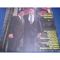 Ernesto Baffa Tito Reyes A Don Julio De Caro Vinilo Lp Lujo
