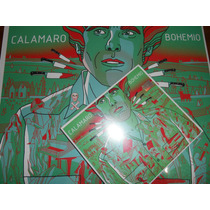 Andres Calamaro Vinilo+cd Bohemio Importado .envio Gratis