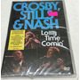 Dvd Crosby,stills,&nash Long Time Comin