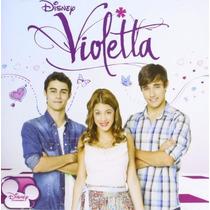 Cd Violetta Tini Stoessel