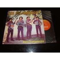 Los Palmareños Bien Chamamecero Promo 1985 Vinilo Lp Nm+