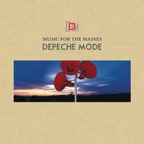 Depeche Mode Music For The Masses Cd Imp.nuevo Orig.en Stock