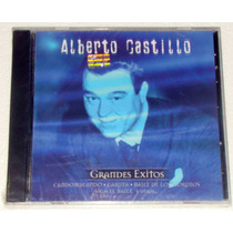 Alberto Castillo Grandes Exitos Cd Nuevo Sellado