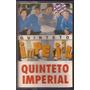 Quinteto Imperial Lote De 3 Cassettes Cumbia Retro
