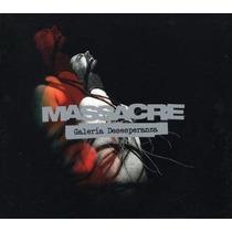 Cd Massacre - Galería Desesperanza ( Visitá Mi Eshop )