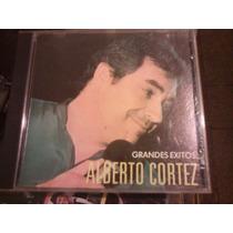 Alberto Cortes Grandes Exitos Cd