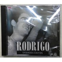Cd Rodrigo Grandes Éxitos Nuevo +cd De Regalo Pibes Chorros