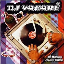Cd Dj Yacare El Ritmo De La Villa 1999