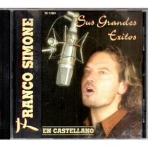 Franco Simone - Sus Grandes Exitos - Cd Original