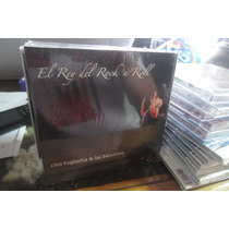 Ciro Fogliatta & Las Blusettes El Rey Del Rock And Roll Cd N