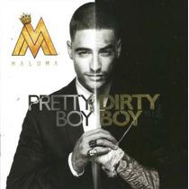 Cd Maluma - Pretty Boy, Dirty Boy - Nuevo - Original.-