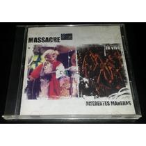Massacre (cd) Diferentes Maneras (arg) Muy Buen Estado