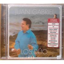 Cd Juan Gabriel Los Duo - Nuevo Sellado