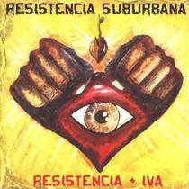Resistencia Suburbana - Resistencia + Iva - Cd- Nuevo!!