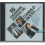 Cd *** Camilo Sesto *** 15 Grandes Éxitos *** Orig Imp Nuevo
