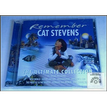Cat Stevens - Remember- The Ultimate Collection ( Nuevo- )