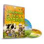Las Canciones De La Granja Dvd + Cd