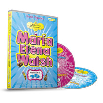 Maria Elena Walsh Vol 1 Dvd + Cd