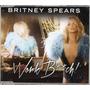 Britney Spears Work Bitch Single Cd 2 Tracks Eu 2013