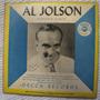 Al Jolson Souvenir Album Volume 2 (decca Dlp 5029) Usa