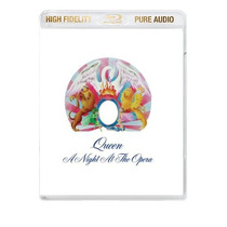 Queen A Night At The Opera High Fidelity Pure Audio