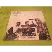 Soda Stereo Ruido Blanco Vinilo Sellado Argentina 2015