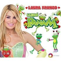 Laura Franco Llegó Panam Cd+dvd Open Music-wilde