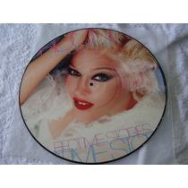 Madonna Bedtime Stories Picture Disc Lp Vinilo Uk Ed Ltda