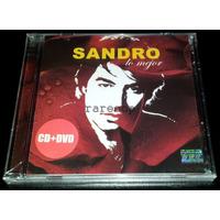 Sandro Lo Mejor (cd/dvd) (arg) Nuevo Y Cerrado