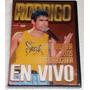 Rodrigo En Vivo Dvd Sellado Argentino