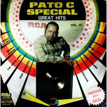 Pato C- Special Great Hits Vol. 3.! Vinilo Original 1976.!!!