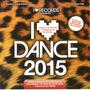 I Love Dance 2015 Ya Disponible A La Venta