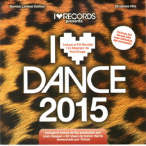 I Love Dance 2015 Ya Disponible A La Venta