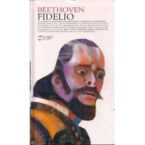 Ludwig Van Beethoven Fidelio Edición De Lujo Dos Cd´s+ Libro