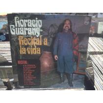 Horacio Guarany Recital A La Vida Lp Lacapsula