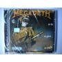 Megadeth So Far So Good So What Cd Pantera Horcas