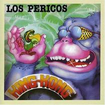 Cd - Los Pericos - King Kong - Nuevo Cerrado