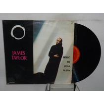 James Taylor Brillo De Luna Nueva Vinilo Argentino