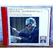 Bruckner: Symphony Nº 7 - Otto Klemperer, Philharmonia Orch.
