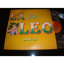 Cuarteto Leo Como Ayer Siempre Hoy Promo 1987 Vinilo Lp Nm+